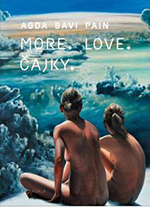 MORE LOVE ČAJKY | book